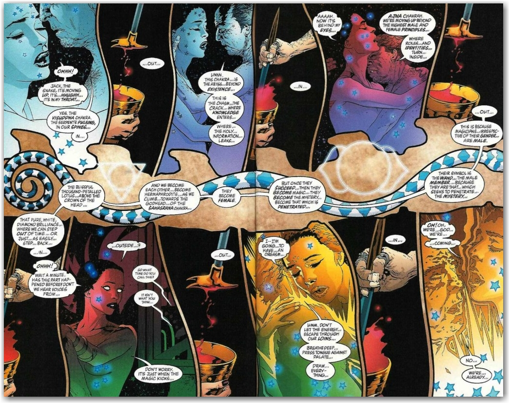 Promethea d'Alan Moore